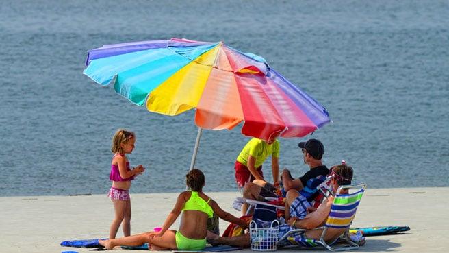 ร่มชายหาด