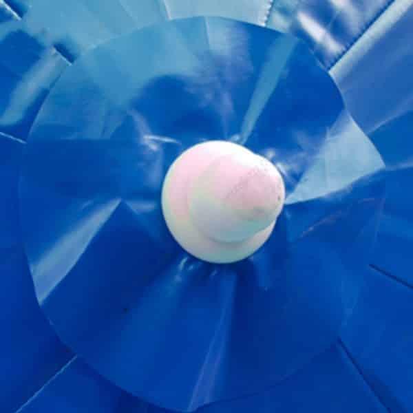 ร่มสนาม สีน้ำเงิน