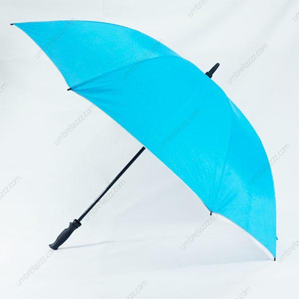 ขายส่งร่มกอล์ฟสีฟ้า